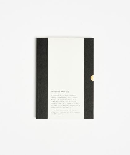 The Garnered - Notebook Mark One Mark And Fold Stationery The Garnered 48