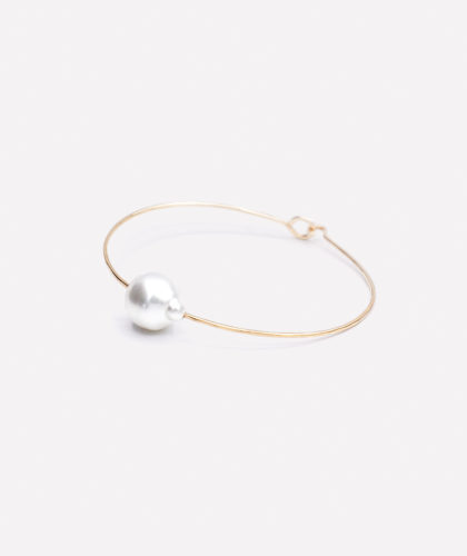 The Garnered - White Tahitian Pearl Mary Macgill Jewellery The Garnered 3
