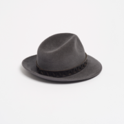 Graff Leather Trim Trilby - Graff Paul Stafford The Garnered 2