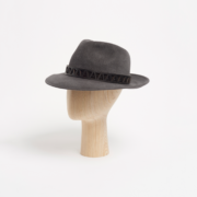 Graff Leather Trim Trilby - Graff Paul Stafford The Garnered 4