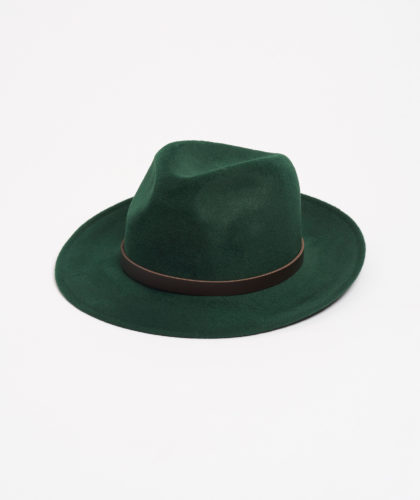 The Garnered - Green Trilby Paul Stafford The Garnered 3