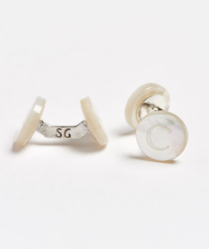 The Garnered - C Day Alphabet Samuel Gassmann Cufflinks The Garnered 62