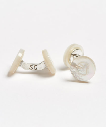 The Garnered - G Day Alphabet Samuel Gassmann Cufflinks The Garnered 66