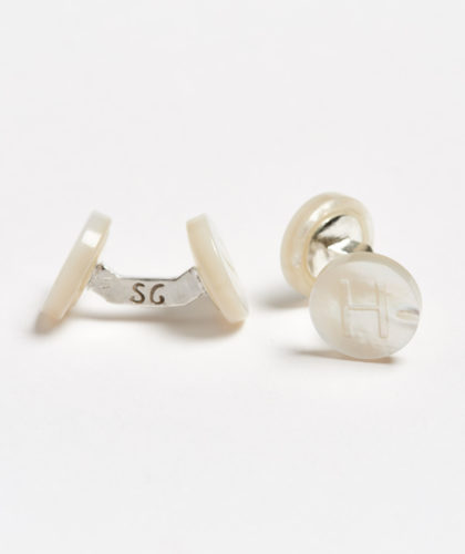 The Garnered - H Day Alphabet Samuel Gassmann Cufflinks The Garnered 67