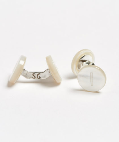 The Garnered - I Day Alphabet Samuel Gassmann Cufflinks The Garnered 68
