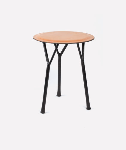 The Garnered - Wishbone Stool Spencer Fung Furniture The Garnered A