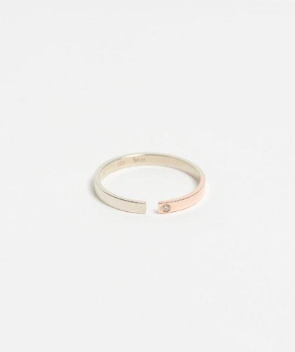 The Garnered - Percentages Open Ring Tara 4779 Jewellery The Garnered 31
