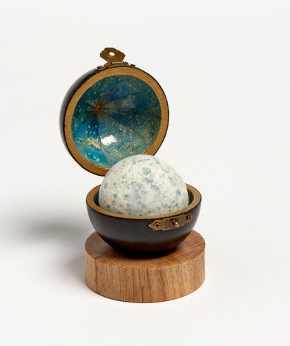 The Garnered - Moon Globe The Little Globe Co The Garnered 22