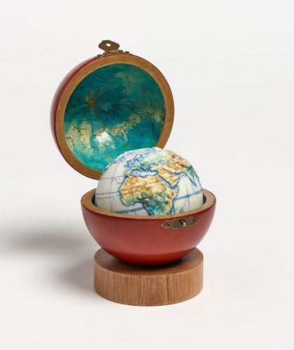 The Garnered - Small World Globe The Little Globe Co The Garnered 12