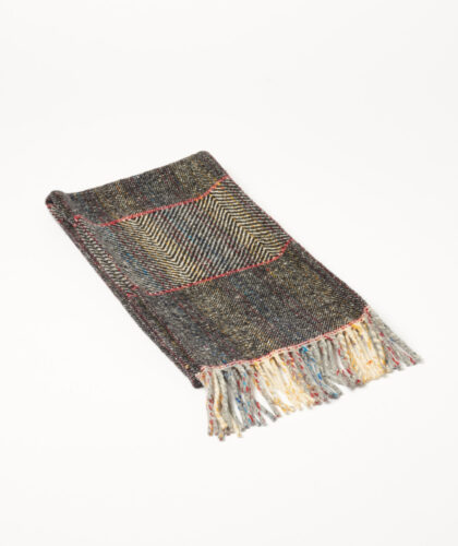 The Garnered - Scarf The Tweed Project Textiles The Garnered 15Ab