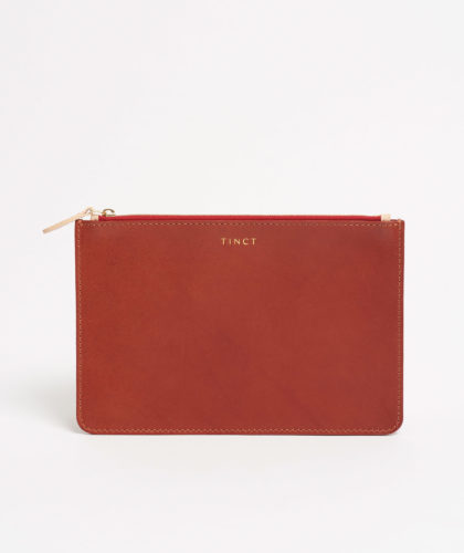 The Garnered - Brandy Medium Wallet Tinct Leather The Garnered 8