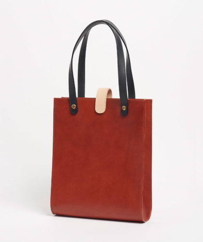 The Garnered - Brandy Tote Tinct Leather The Garnered 94