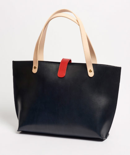The Garnered - Shopper Tinct Leather The Garnered 97