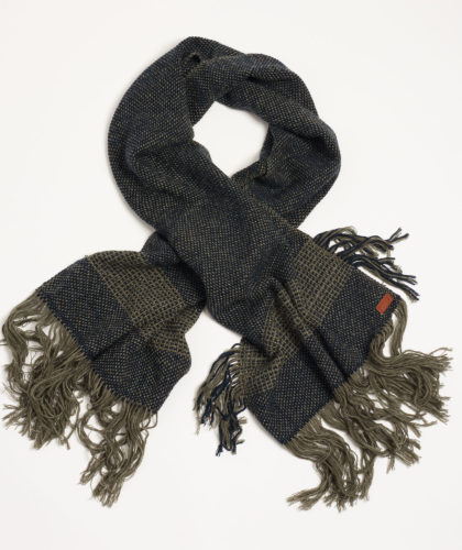 The Garnered - Saru Meltscarves Luxury Wool Mens Unisex Scarf Thegarnered 5