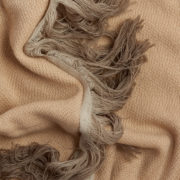 Kanchaa Camel Hand-Woven Scarf - Melt Scarves Kanchaa Camel The Garnered Detail