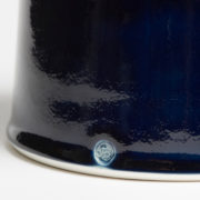 Small Tall Midnight Vessel - Midnight Tall Vessel Small Tanya Gomez Ceramics The Garnered 51