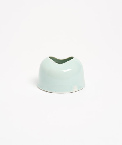 The Garnered - 70 Celadon Table Vessel Tanya Gomez Ceramics The Garnered 26