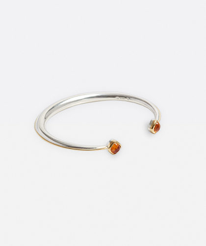 The Garnered - Abby Mosseri Mandarin Cuff The Garnered Thumbnail