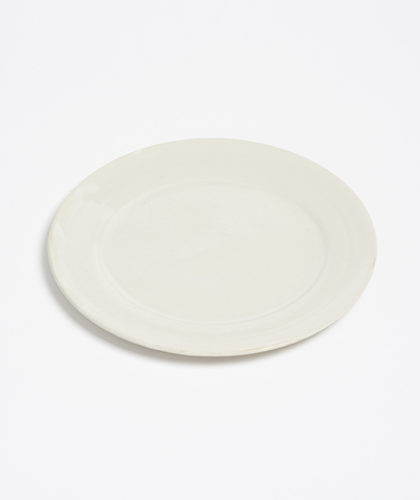 The Garnered - Arielle De Gasquet White Dinner Plate The Garnered Thumbnail