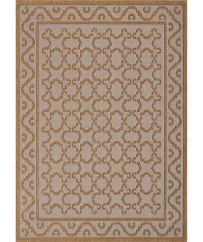 The Garnered - Casa Lopez Rug The Garnered Pia Beige Thumbnail Vertical