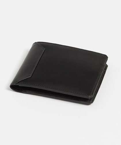 The Garnered - Connolly Black Leather Wallet The Garnered Thumbnail