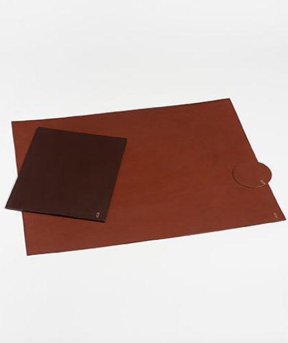 The Garnered - Doe Leather The Garnered Mouse Desk Mat Coaster Thumbnail