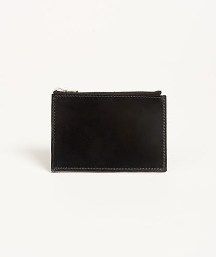 The Garnered - Doe Leather Zip Coin Purse The Garnered 1 Thumbnail
