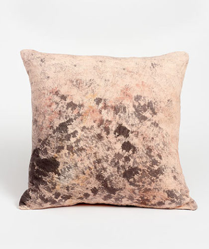 The Garnered - Ellen Williams Fabric Cushion Rain Storm The Garnered Thumbnail