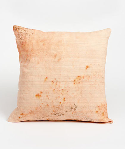 The Garnered - Ellen Williams Fabric Cushion Russet Flecks The Garnered Thumbnail