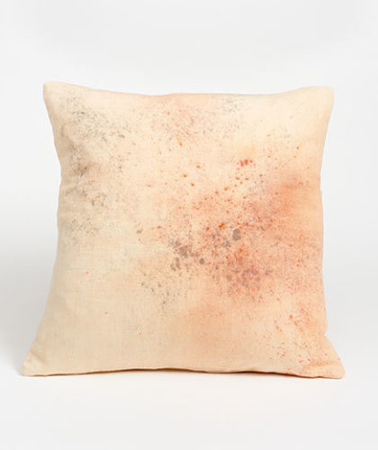 The Garnered - Ellen Williams Fabric Cushion Sunset Mist The Garnered Thumbnail
