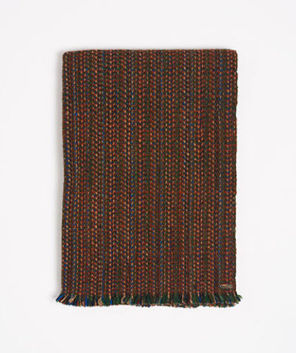 The Garnered - Melt Scarves Brown Fleck Winter Scarf The Garnered Thumbnail