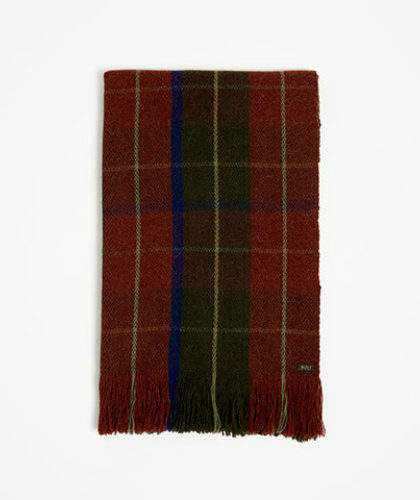 The Garnered - Melt Scarves Kanchha Tartan The Garnered Thumbnail
