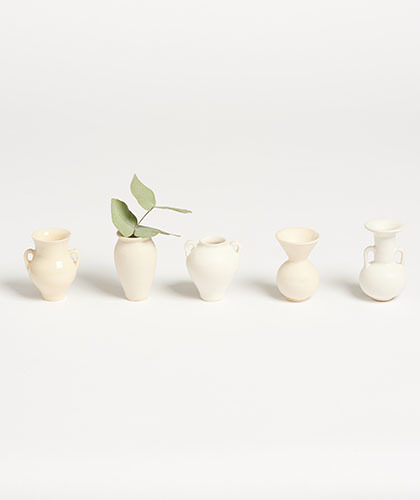 The Garnered - Object Totem Miniature Urn Set The Garnered Thumb