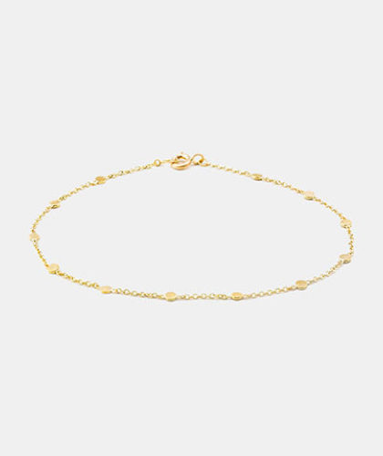 The Garnered - Sia Taylor Yellow Gold Dust Bracelet The Garnered Thumbnail