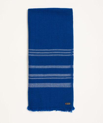 The Garnered - Champa Blue Melt Scarves The Garnered 19