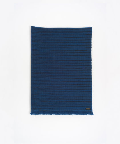 The Garnered - Sushma Blue Melt Scarves The Garnered 66