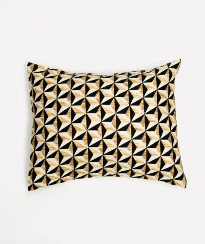 The Garnered - Yellow Small Cushion Antoinette Poisson The Garnered 008